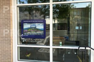 coldwell banker anti glare film install
