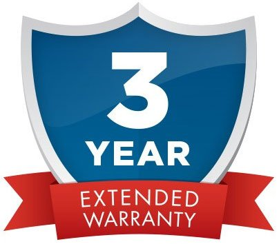 Rear Projection Film 3 Year Warranty